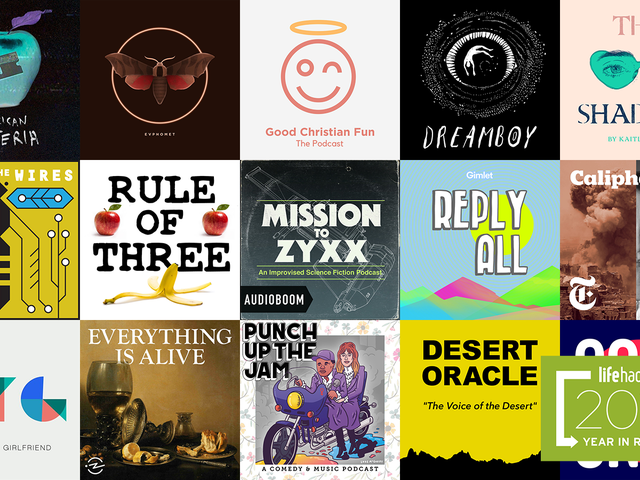 2018 के सर्वश्रेष्ठ पॉडकास्ट एपिसोड