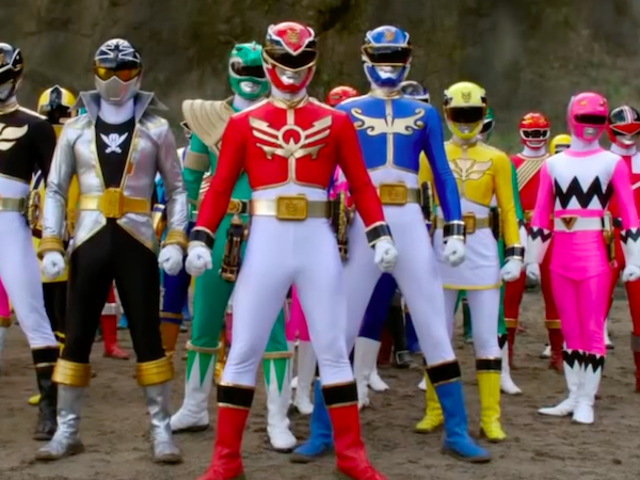 Hasbro Just Bought the Power Rangers Franchise From Haim Saban for an Absurd Amount of Money