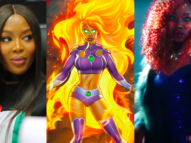 Sorry Racist Nerds, But Starfire Is a Black Woman