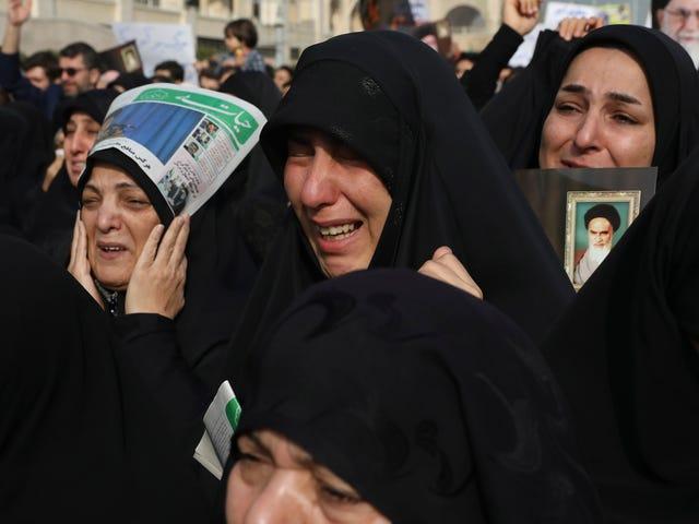 I 2 veterani in corsa per il presidente non hanno ancora rilasciato dichiarazioni ufficiali sull'Iran