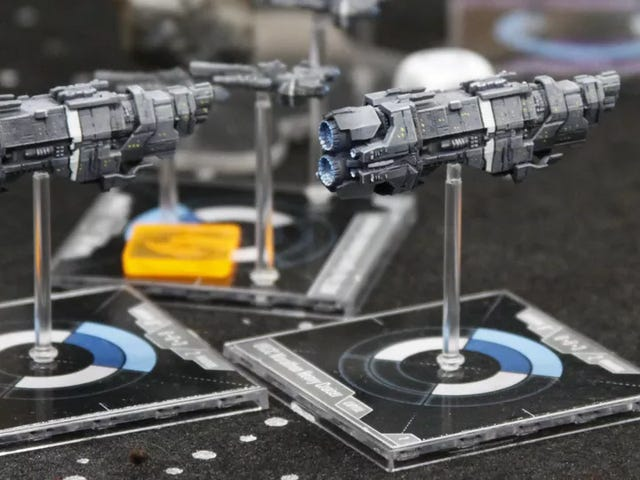 Halo Makes The Jump From Video Game To Tabletop Miniatures