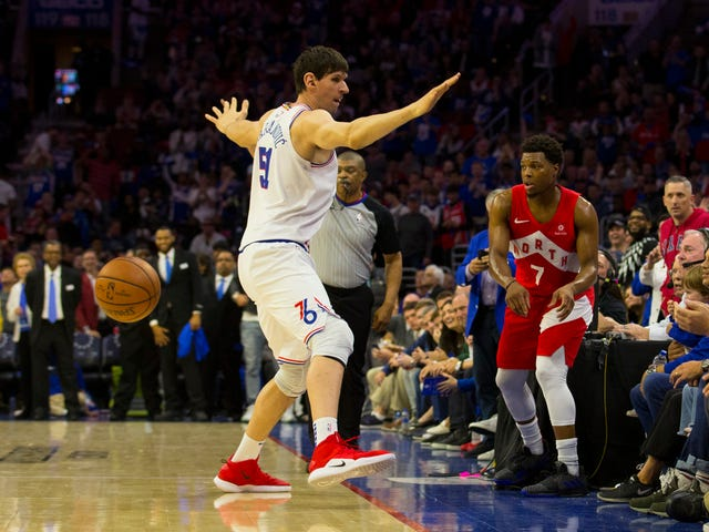 Boban Marjanovic, Who Was Very Pumped To Be In John Wick 3, Kicked A Stuntman Very Far