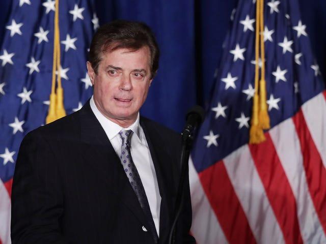 FBI Raids Home of Trump's Former Campaign Manager Paul Manafort