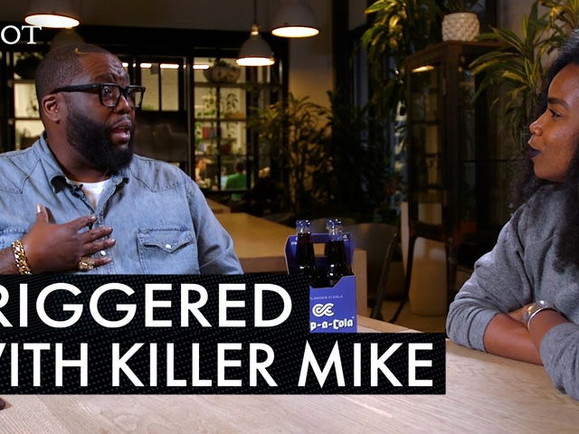 A 'Triggering' Conversation With Rapper Killer Mike