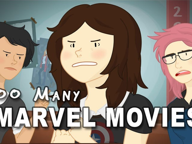 Why We Can't Stop Watching the Marvel Cinematic Universe