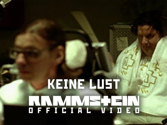 """拉姆施泰因(Rammstein)-""""凯恩·欲望"""""""