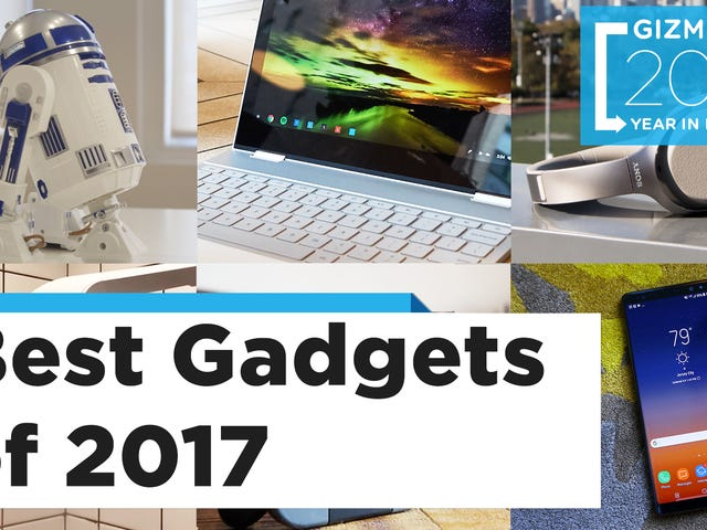 2017の20の最も涼しい小道具