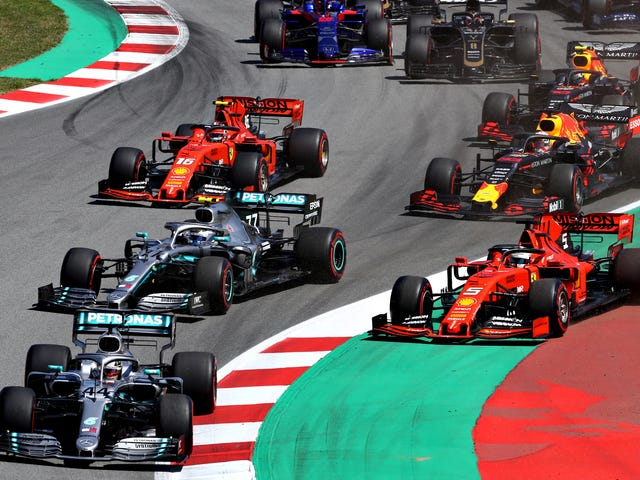 FIA President Says F1 Shouldn't Complain About Expanded Calendar
