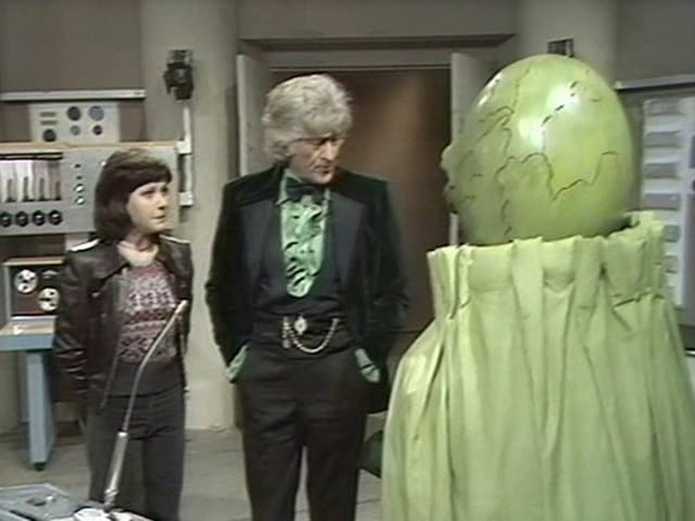 How Green was My Peladon