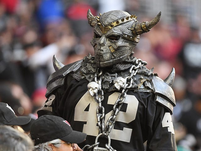 Oakland Sues Raiders And NFL, Which Could Bring An Even Earlier End To Team's Time In Bay Area