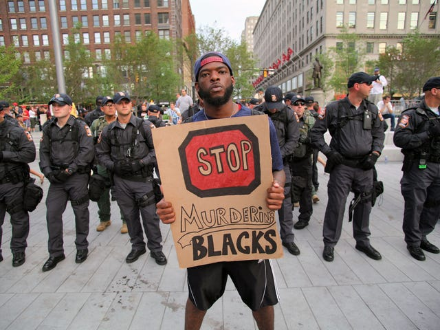 American Racism: From the Hood to the Precinct