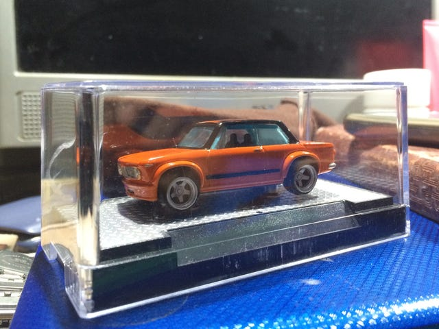 Custom Bmw 2002 [TEASER]