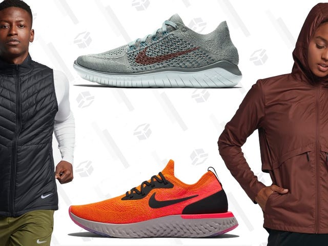 Save An Extra 20% On Over 2,000 Nike Sale Styles, Plus Free Shipping
