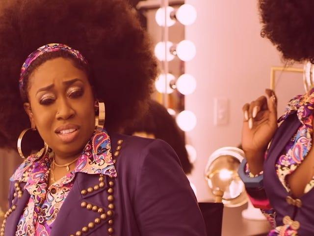 """Missy Elliott est intemporelle dans le clip de """"Why I Still Love You"""""""