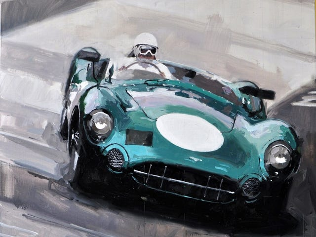 Remember That Time James Bond Saved Stirling Moss?