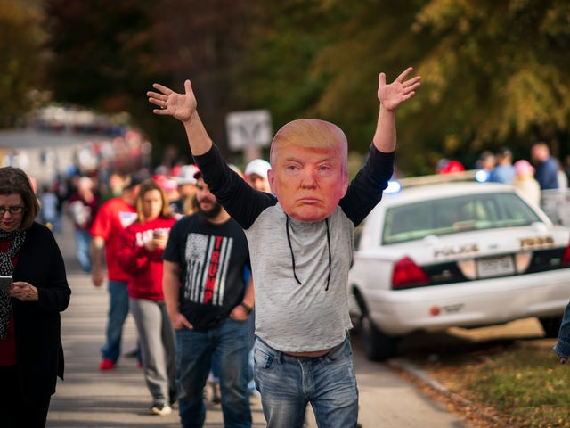 Don't Be Naive: Avoiding Calling Trump Supporters Racist Won't Convince Them to Vote for Democrats