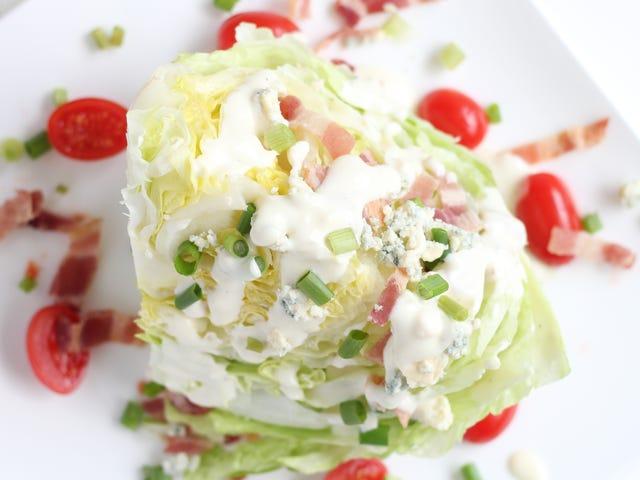 Wedgesalat er en perfekt salat