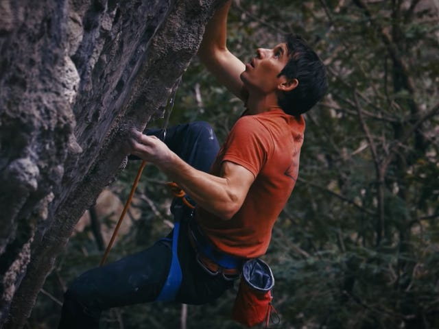 Alex Honnold Wants To Save Our National Parks