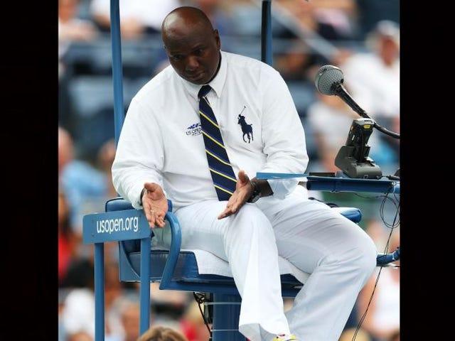 Black Chair Umpire Tony Nimmons Sues U.S. Tennis Association For Racial Discrimination