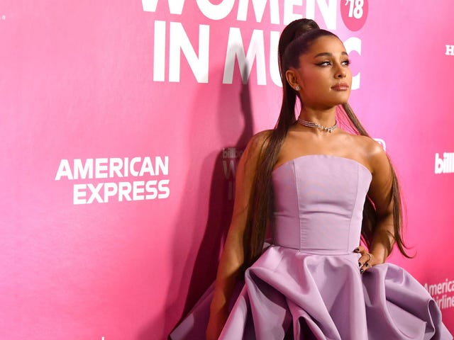 Ariana Grande Reportedly Raked in $8 Million from Coachella