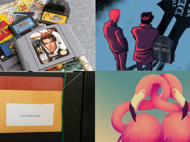 Dommedagsklockor, partikelfysikkvandärer och en pratande mamma: veckans bästa Gizmodo-berättelser