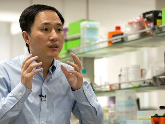 Chinese Scientist Who Created CRISPR Babies Could Face the Death Penalty, Fellow Geneticist Warns