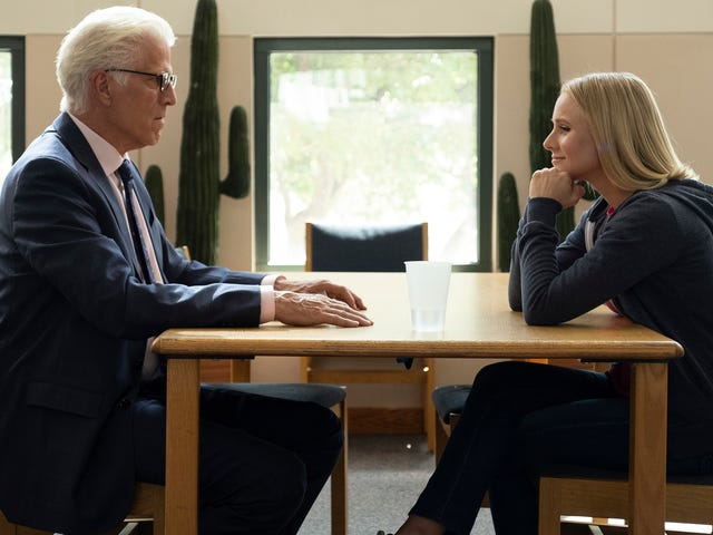 """The Good Place, annotated: """"The Worst Possible Use Of Free Will"""""""