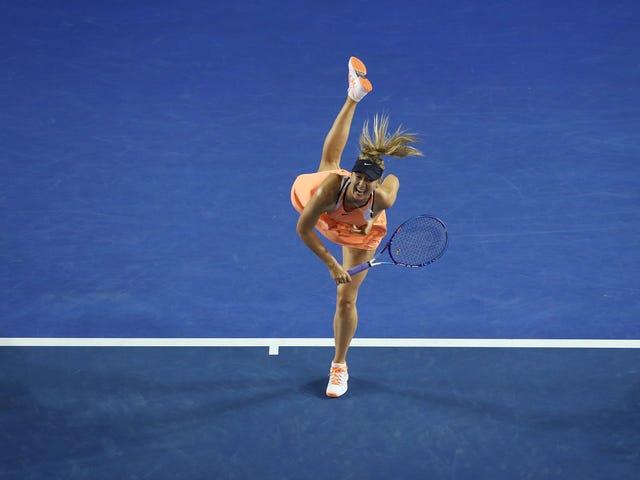 Έκθεση: Η Maria Sharapova δεν θα πάρει μια άγρια κάρτα για το γαλλικό ανοιχτό