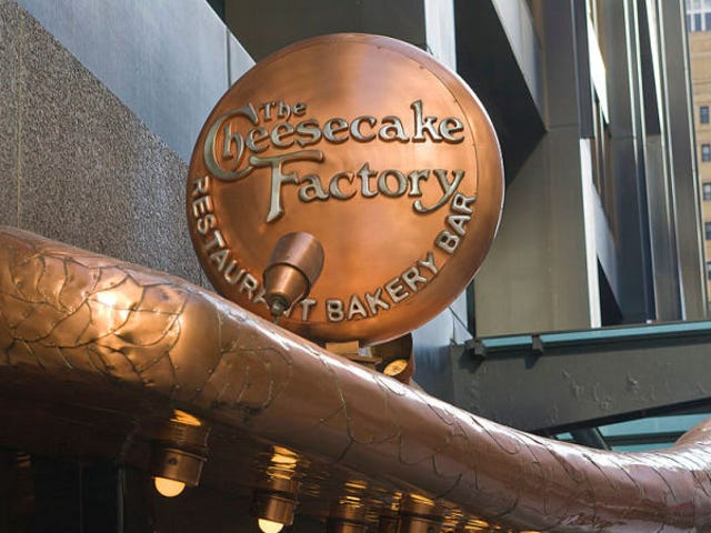 Cheesecake Factory Is On a Rent Strike