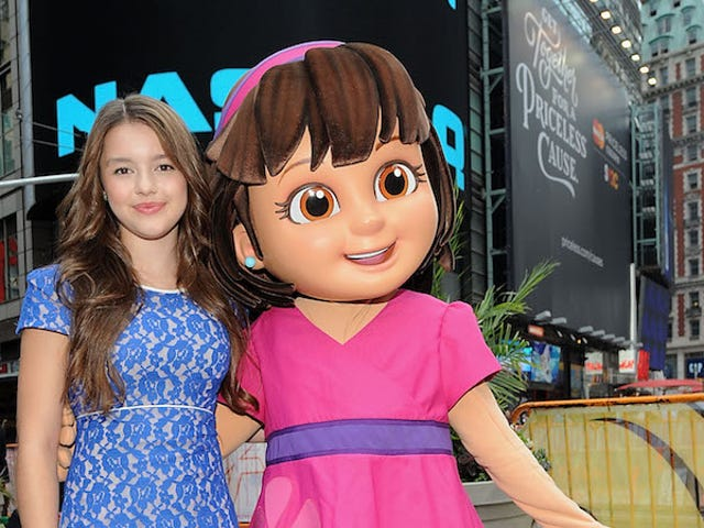 Classmate Expelled for Vaping Says Dora the Explorer Actress Called Her a 'Pussy'