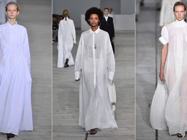 Jil Sander Would Have You Dressing Like the Guilty Remnant