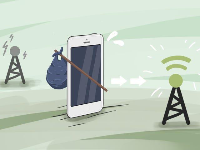 Hva du kan forvente når du bytter mobiltelefonbatterier