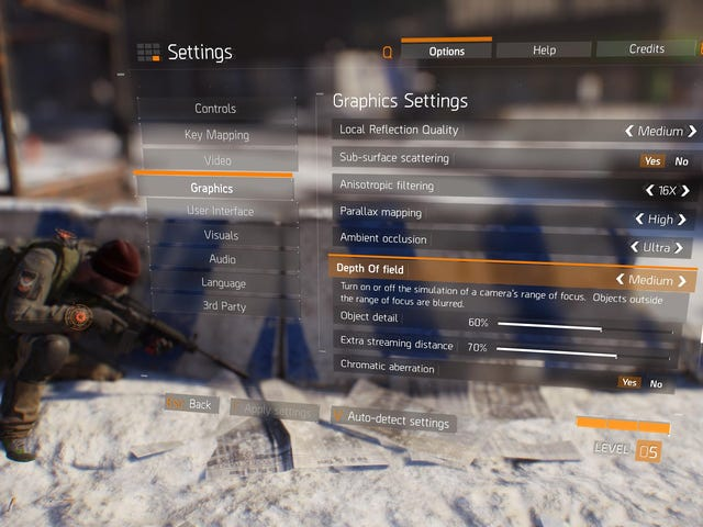 A Few Helpful Tweaks For <i>The Division</i> On PC