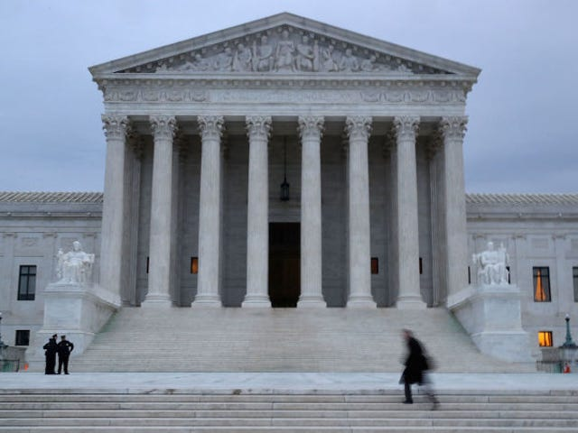 The Supreme Court Is About to Have a 'Momentous' Year