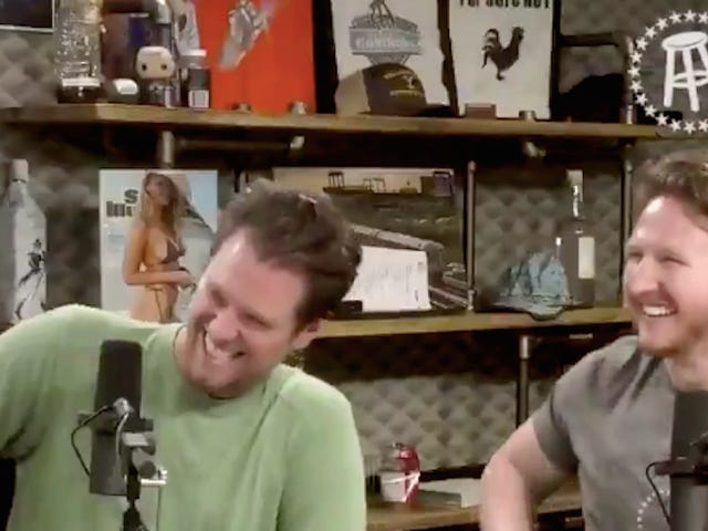 Jim Breuer và Barstool Sports Chuckleheads Yuk It Up Over Racist Joke About Mets Pitchers
