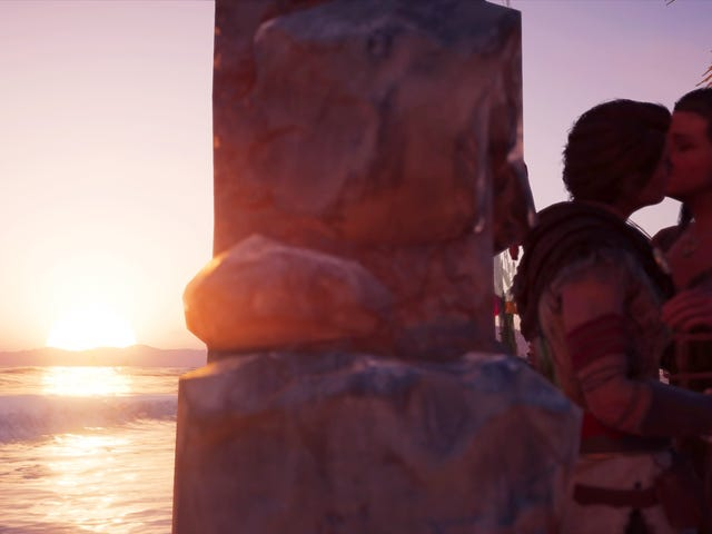 LGBTQ Group Nominates Assassin's Creed Odyssey For An Award, With A Caveat
