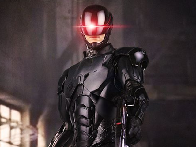 The Robocop Redesign That Freaked Everyone Out Will Soon Be A Fancy Toy