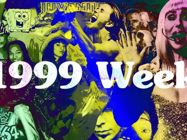 É 1999 Week aqui no The AV Club, então vamos ver o quão fundo vai o buraco do coelho