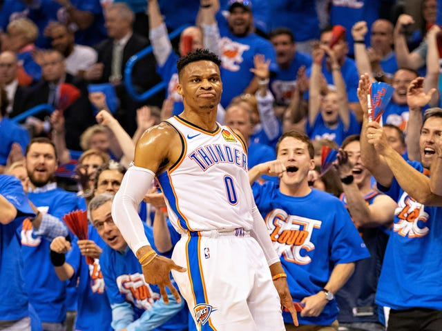 ¿Puede The Thunder Trade Russell Westbrook?