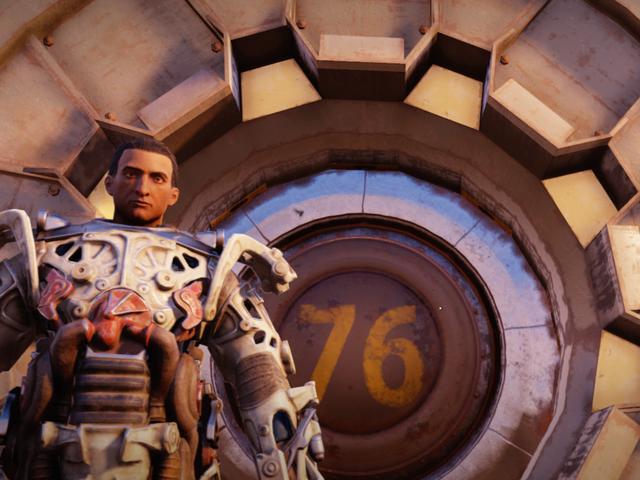 <i>Fallout 76</i> : Η πρώτη μου μέρα έξω από το Vault
