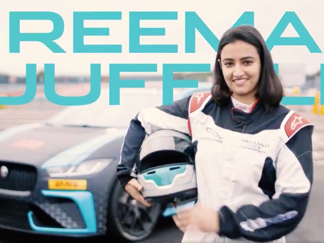 Reema Juffali Set To Become The First Saudi Woman To Race In An International Series Within The Kingdom