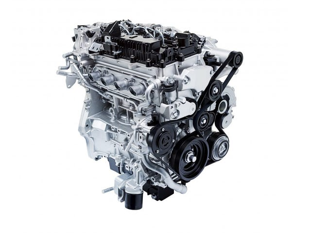 Η Mazda ενδέχεται να καθυστερήσει τη μηχανή του Skyactiv-X 'Holy Grail' στις ΗΠΑ: Έκθεση