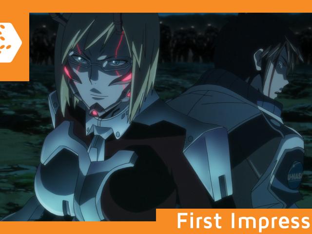 First Impression: Terraformars Revenge