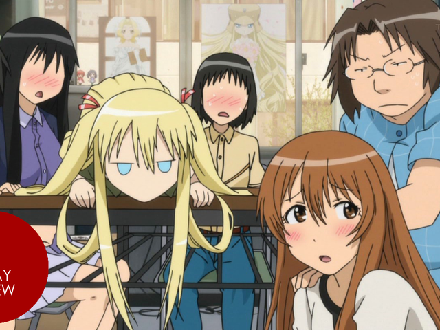 Genshiken: Second Generation: The Ani-TAY Review