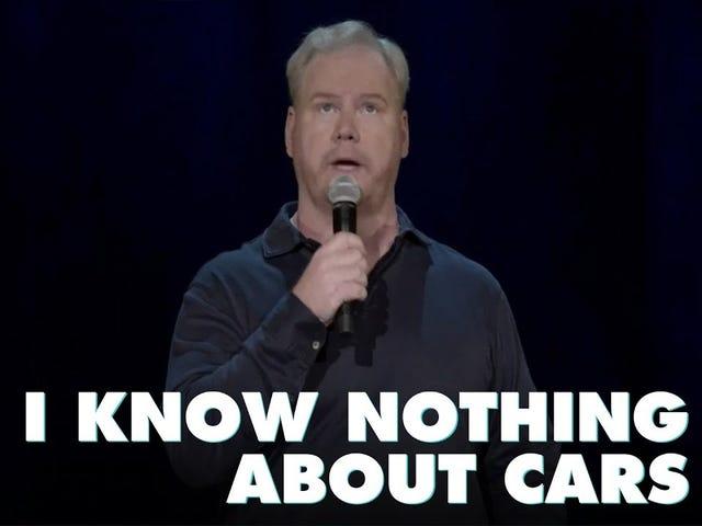 Jim Gaffigan - Non so nulla delle macchine