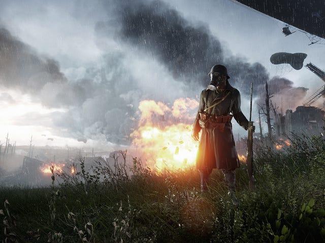 Bliższe spojrzenie na historyczną dokładność <i>Battlefield 1</i>