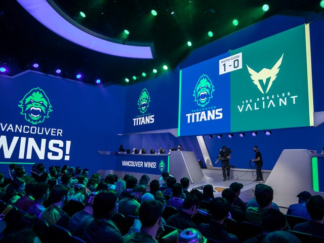 Some Of Overwatch League's Best 2018 Teams Are Getting Trounced In 2019