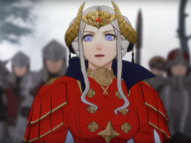 It feels bad being a good teacher in Fire Emblem: Three Houses