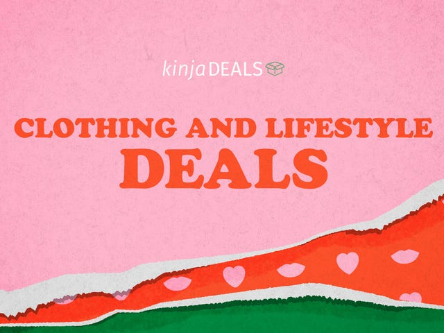 The Best Black Friday Clothing & Lifestyle Deals [Updating]