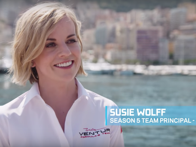 Susie Wolff Becomes the First Female Team Principal to Win a Race in Formula E